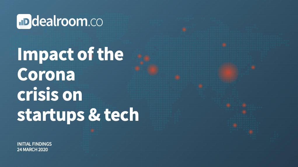 Impact of the Corona crisis on startups & tech