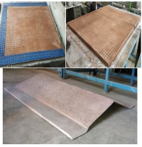 Textile Reinforced Concrete Prototyping Technology