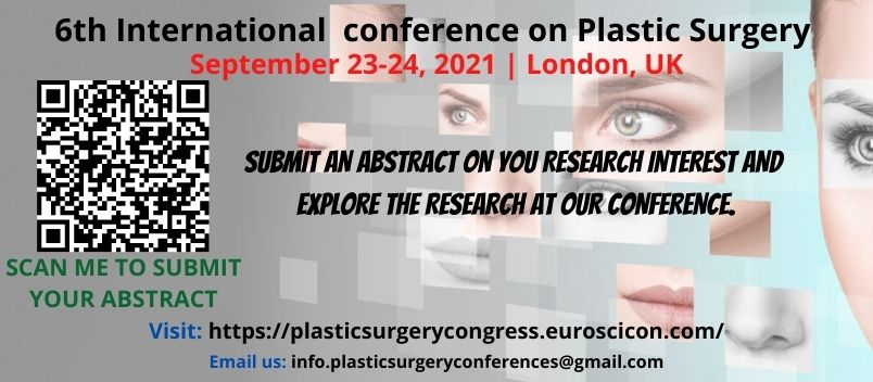 6th International conference on Plastic and Reconstructive Surgery