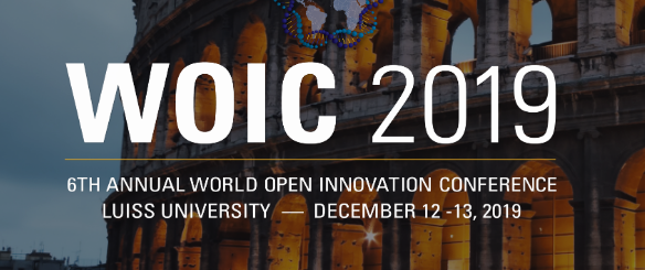 World Open Innovation Conference 2019