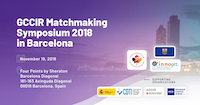 GCCIR Matchmaking Symposium in Barcelona 2018